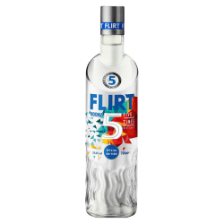 VP Brands Flirt Vodka 5 Times Special Edition