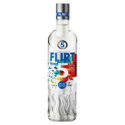 VP Brands Flirt Vodka 5 Times Special Edition