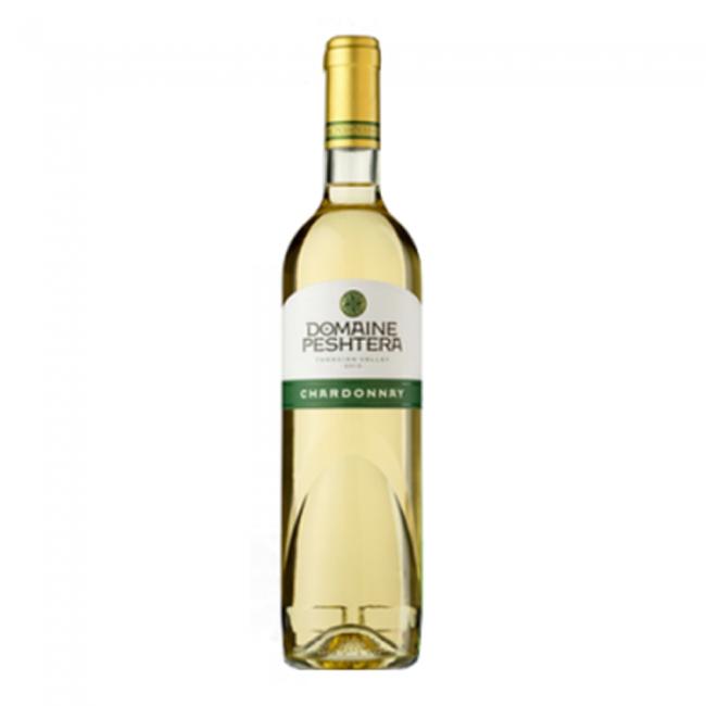 Bulgarischer Weißwein von Domaine Peshtera Chardonnay