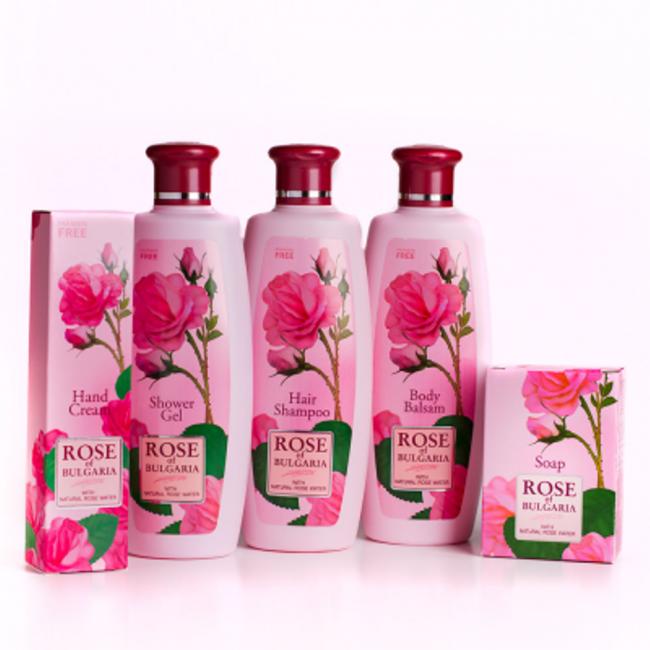Rose of Bulgaria Wellnesstage Rundum Wohlfühl Paket vom Bulgaria-Shop.