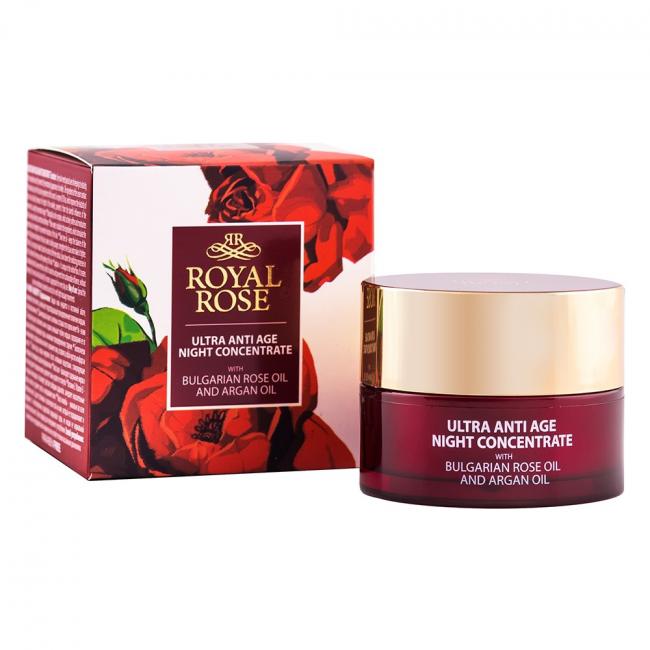 Biofresh Royal Rose Ultra Anti Age Nachtkonzentrat