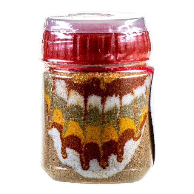 Traditionelles Buntes Salz Sharena Sol Motiv 4